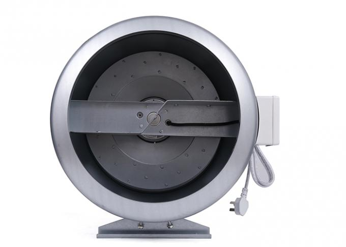 "High Power In Line Centrifugal Duct Fan 315mm / 12.5"" Inlet 820pa Preesure"