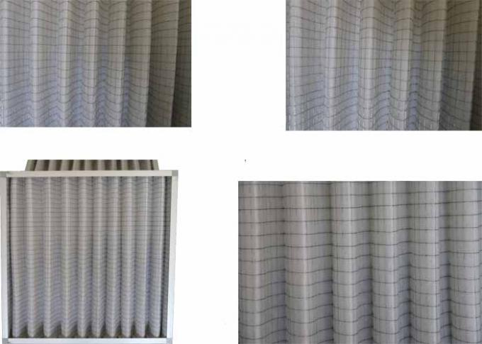 Pharmaceutical Industry  Aluminum Mesh Filter  Air Filtration Purification