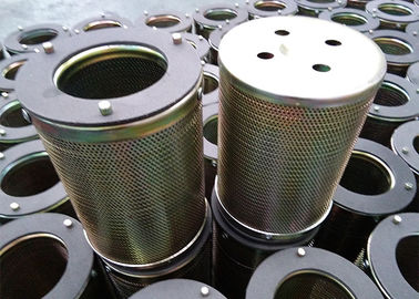 China HVAC air handling System pure virgin activated Carbon Filter Cartridge Canister Air Filter supplier