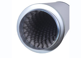 China 4 Inch Air Duct Noise Silencer ,  Greenhouse  Inline Duct Muffler  Noise Reduction supplier