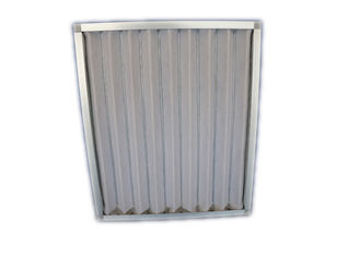 China HVAC Air Filtration System Outlet  Washable Metal Air Filters  G4 - F9 Panel Pleated supplier