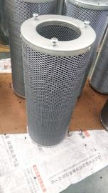 China 145mm X 450mm pure virgin activated Carbon Filter Cartridge cylinder canister Kitchen Smog Air Handling  KMnO4 supplier
