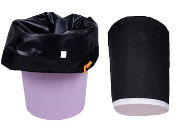 China Durable  Waterproof Canvas Bubble Ice Bags With 3 Bags / Set  Or 8 Bags / Set Available supplier