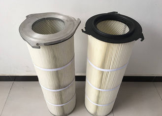 China Large Filtration Area Air Purifier Dust Collector  Small With Galvanized Steel supplier