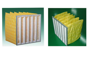 China Clean Link  Extended Surface Bag Filter PP Synthetic Fiber  Spun Bond Fabric Composited supplier