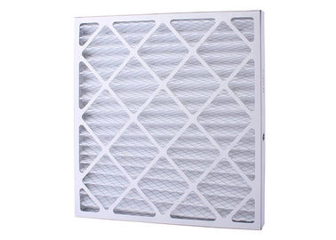 China G4 Paper Cardboard Air Filter Galvanized Iron Mesh Included AHU System Supply supplier