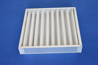 China Aluminium  Panel Metal Air Filter Frames ,  Pre Washable Furnace Filters 595*495*10 supplier