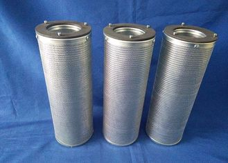 China HVAC Air Handling system 145mm X 250mm Cylinder Carbon Air Filter For Chemical Gas Odor Removal supplier