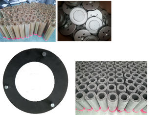 China bayonet design pure virgin Activated Carbon Filter cylinder for air purification supplier