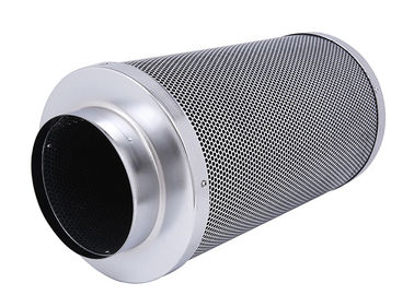 China Hepa 55% open area cartridge activated carbon filter with cone base for indoor cultivation odor control distributor