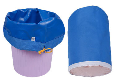 China Horticulture  	Bubble Ice Bag ,  Herbal Extraction Bags  Moisture Proof Round Shape distributor