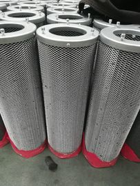China White / Yellow Zinc Galvanized Carbon Filter Hydroponics 145mm X 250mm Size distributor