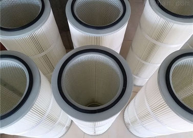 China High Dust Holding Capacity Dust Collector Filter Cartridge Gas Turbine Supply Sustom distributor