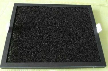 China Panel Honeycomb Coconut Shell  Activated Carbon Mesh  Bad Air Removing distributor