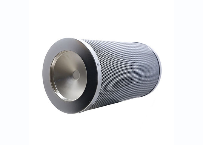 hydroponics gardening cultivation ventilation odor trap removal carbon filter for air purification