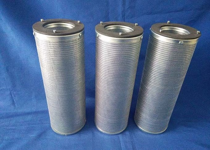 High efficiency Air Filtration Efficient Carbon Filter Cartridge 145mm x 450mm ISO Approved